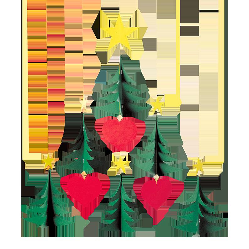 Juletræ 6
