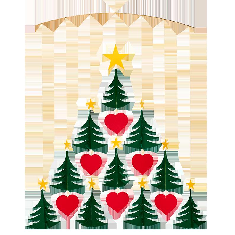 Juletræ 10
