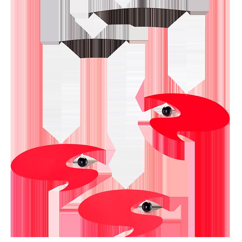 Stella Nova, rød