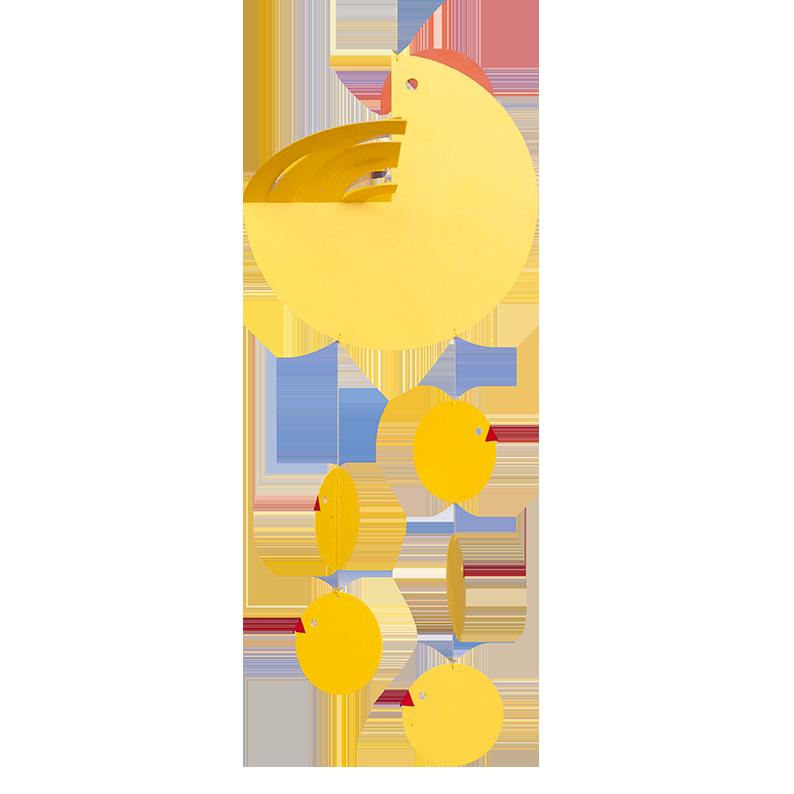 Påskehønemor