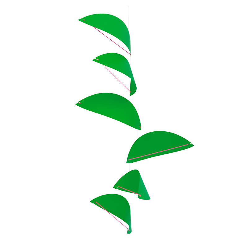 Kites, green