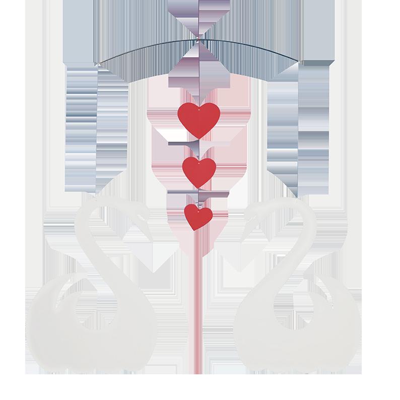 Fairy Swans